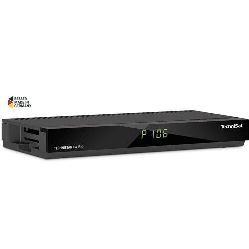 TechniSat »TECHNISTAR K4 ISIO Kabel-Receiver schwarz« Kabel-Receiver