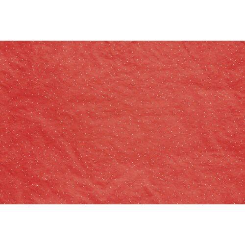 VBS Seidenpapier »Seidenpapier Diamant«, 50 x 75 cm, 3 Bogen, Rot