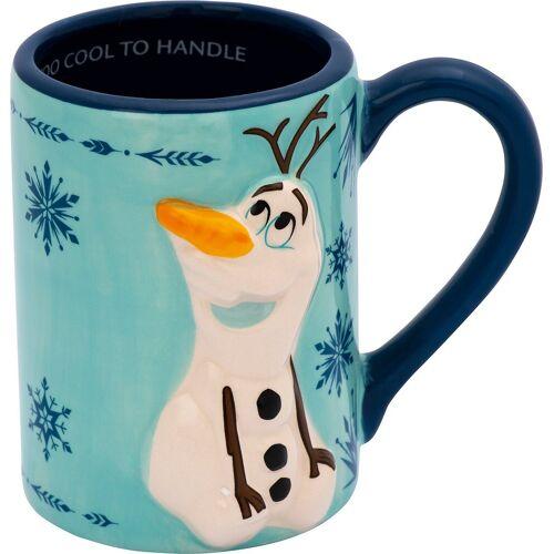 Disney Frozen Tasse »Frozen Olaf 3D Tasse (Olaf Snowflakes)«