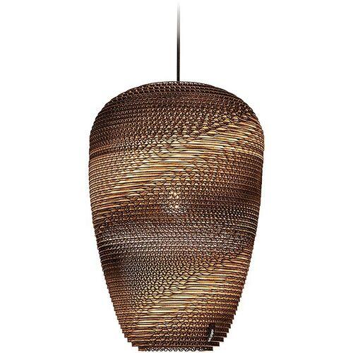 think paper Hängeleuchte »Baggy 290«, Papierleuchte, Papierlampe, Unikat Lampe, Designer Leuchte, Deckenlampe im edlen Design