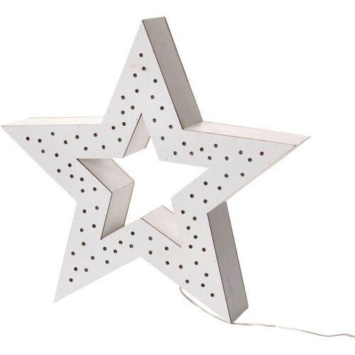LED Stern »Multi Stern«, mit vielen Lichtfunktionen