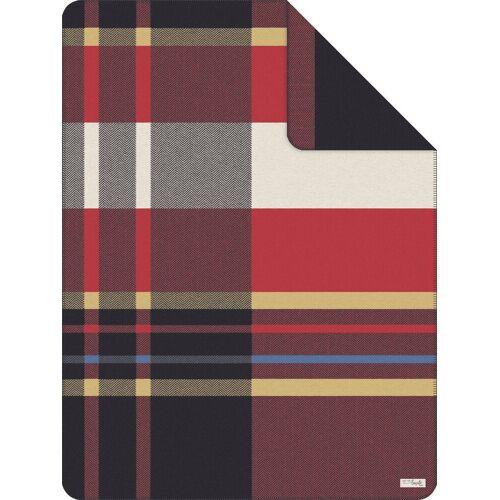 s.Oliver Wolldecke »Jacquard Decke «, , kariert