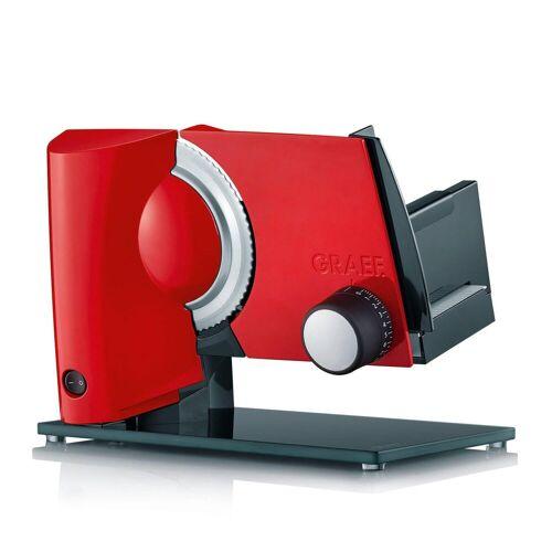 Graef Allesschneider S32108MB Allesschneider MultiCut Plus, 170 W, Rot