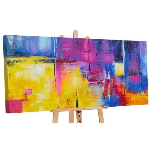 ART YS-Art Gemälde »Abstraktion VI 169«