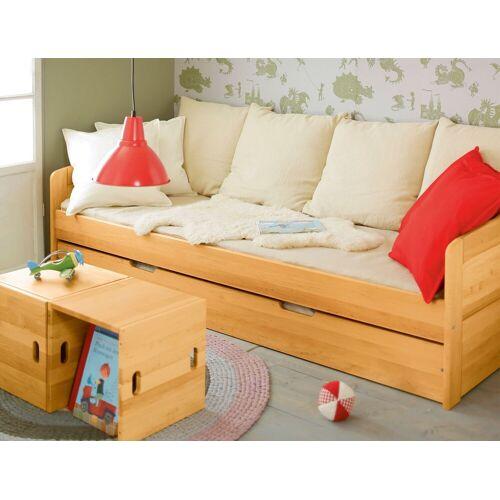 BioKinder - Das gesunde Kinderzimmer Funktionsbett »Nico«, 90x200 cm Schlafsofa