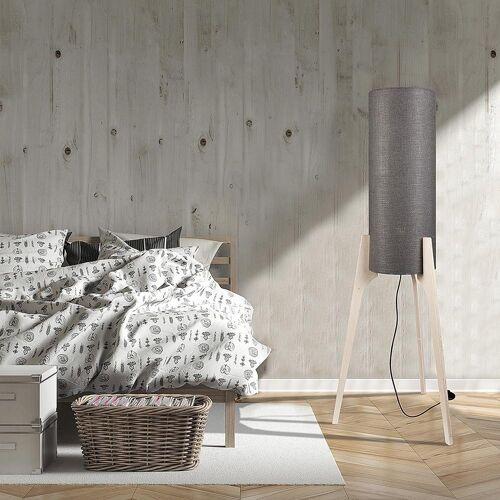 Licht-Trend Stehlampe »Dreibein Neo 131cm Holz«