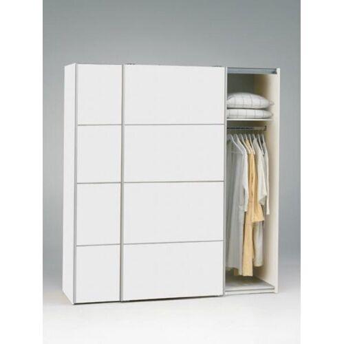 ebuy24 Kleiderschrank »Verona Schwebetürenschrank Breite 182 cm, Höhe 201«