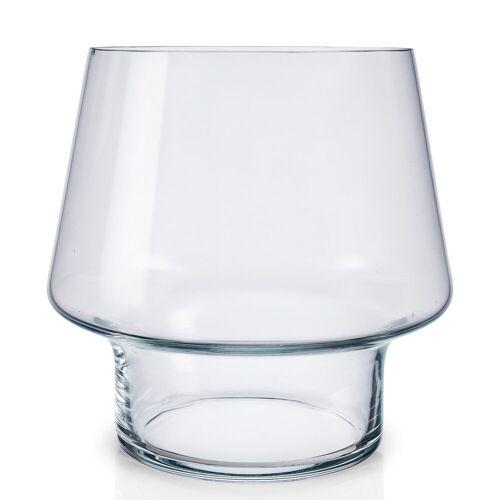 Eva Solo Blumentopf »Sukkulenten-Glasvase Durchmesser 21 cm«