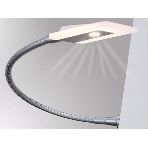kalb Material für Möbel LED Leselampe »kalb LED Bettleuchte Leseleuchte Flexleuchte Nachttischlampe Leselampe Nachtlicht«