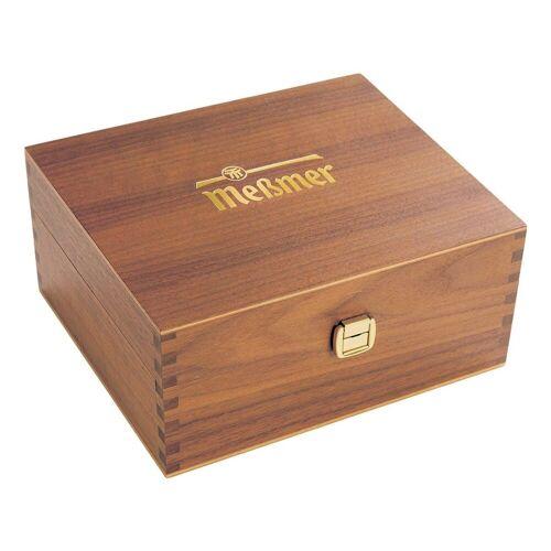 Messmer Holzkiste, Kiste, Teekiste (ohne Teebeutel)