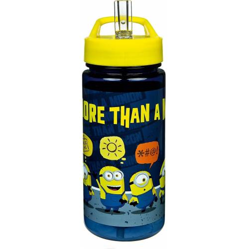 UNDERCOVER Trinkflasche »Aero Sport-Trinkflasche Minions, 500 ml«