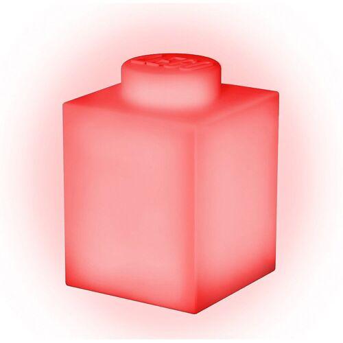 Lego Nachttischlampe »Nachtlicht LEGO-STEIN, rot«