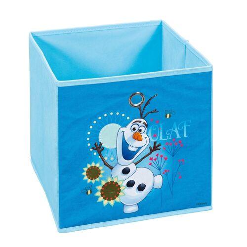 ebuy24 Aufbewahrungsbox »Disni Aufbewahrungsbox blau, weiss.«