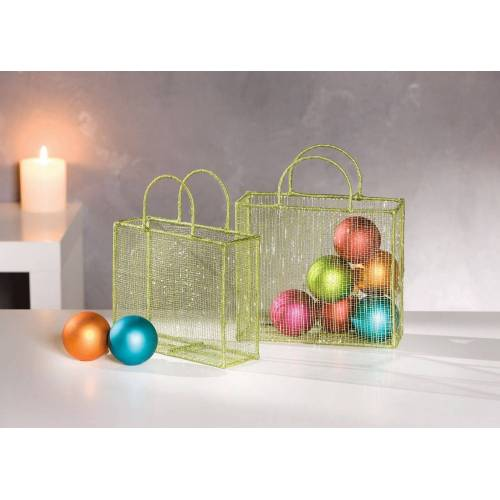 HomeLiving Geschenkpapier »Geschenk-Tasche«, Geschenk-Tasche
