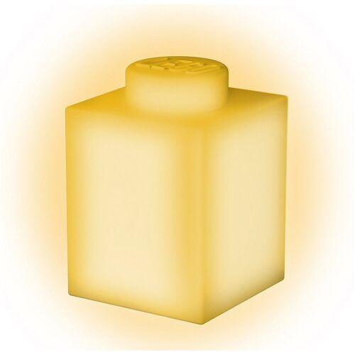 Lego Nachttischlampe »Nachtlicht LEGO-STEIN, gelb«