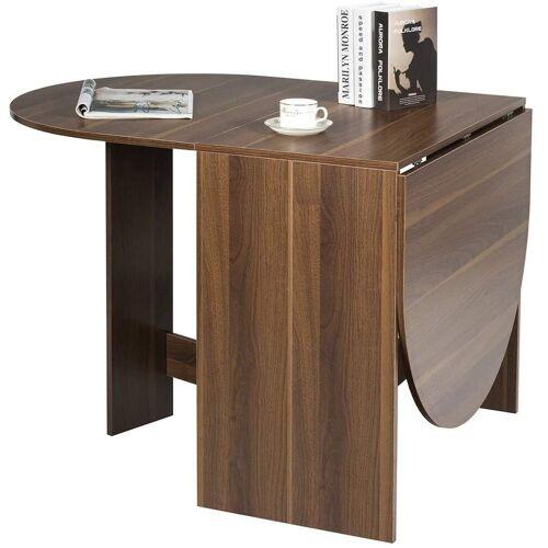COSTWAY Klapptisch »Esstisch Küchentisch Holztisch«