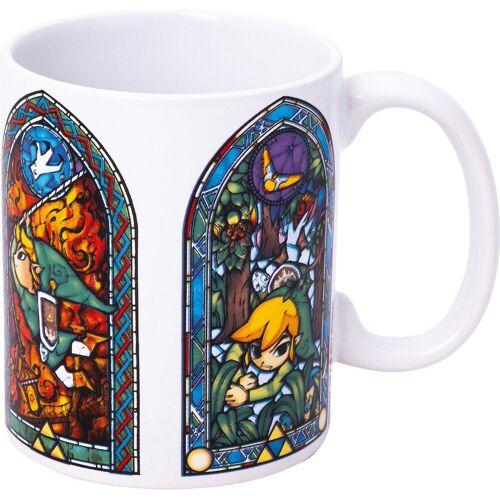 ak tronic Tasse »Tasse The Legend of Zelda (St Glass)«