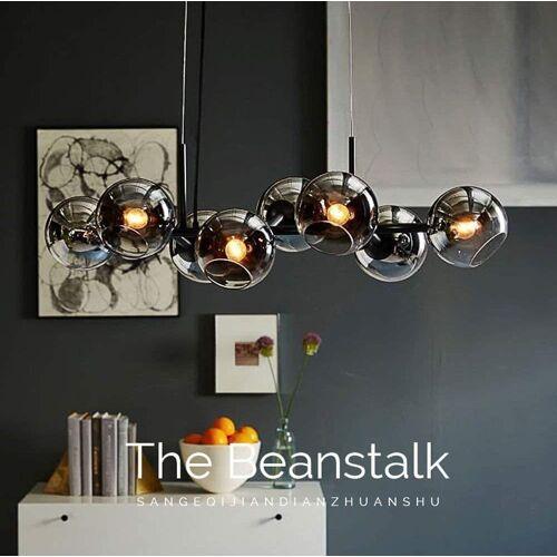 ZMH Deckenleuchte »Glas Kugel Leuchte Pendellampe Esszimmerlampe«