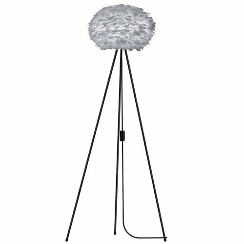 Umage Stehlampe »/ VITA Stehleuchte Eos light grey für A++ bis E inkl. Tripod schwarz D 45 cm Tripod H 109 cm Lampe«