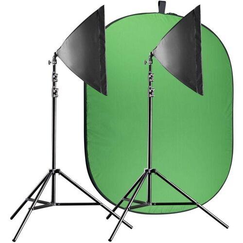 walimex »pro Video Greenscreen Set Einsteiger flexi« Camcorder