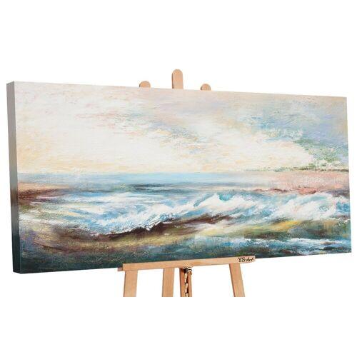 ART YS-Art Gemälde »Meereslandschaft 135«