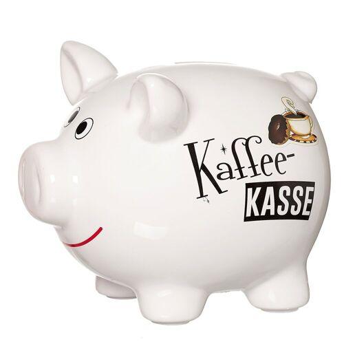Ritzenhoff & Breker Spardose »KAFFEEKASSE Sparschwein weiß«