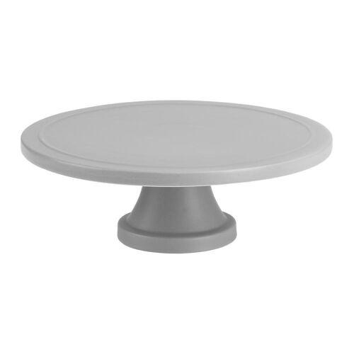 Birkmann Tortenplatte »Trend Grau Matt 24 cm«, Keramik