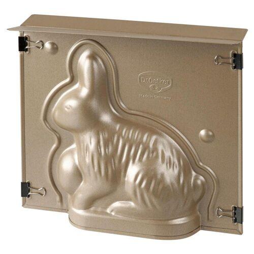 Dr. Oetker Backform »Golden Easter Vollbackform Hase 19 cm«