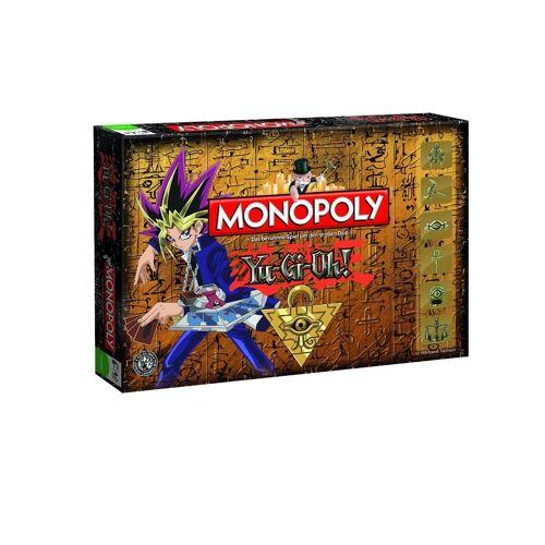 Winning Moves Spiel, Brettspiel »Monopoly Yu-Gi-Oh!«