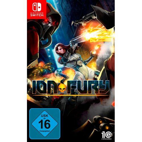 Nintendo Ion Fury Nintendo Switch