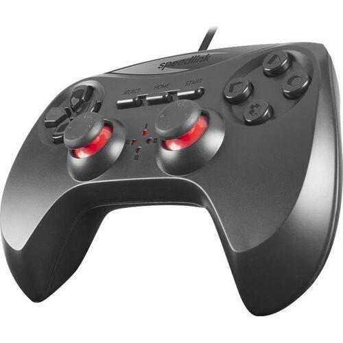 Speedlink »STRIKE NX Gamepad Controller PS3 schwarz« Gamepad