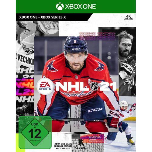 Electronic Arts NHL 21 Xbox One