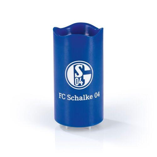Schalke 04 LED-Kerze, LED-Echtwachskerze