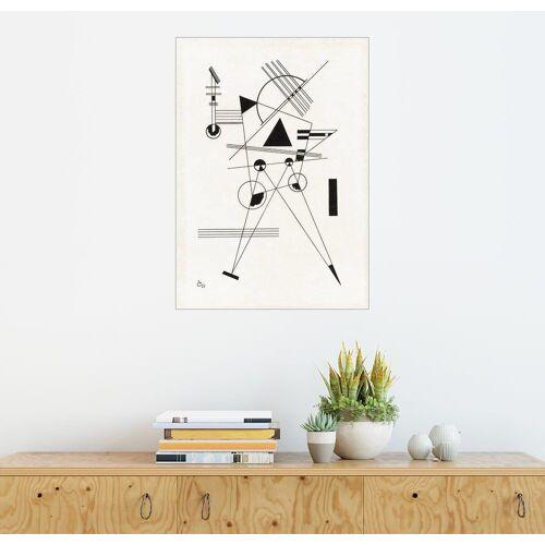 Posterlounge Wandbild, Lithographie No. I