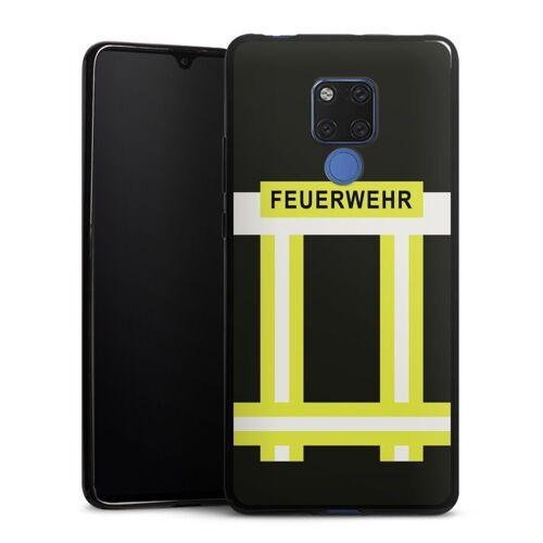DeinDesign Handyhülle »Feuerwehr« Huawei Mate 20 X, Hülle Feuerwehr Feuerwehrmann Beruf