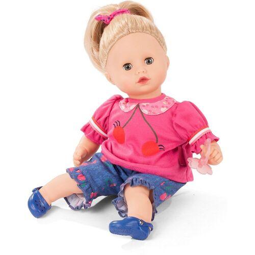 GÖTZ Babypuppe »Babypuppe Muffin, cherry kiss, 33 cm«