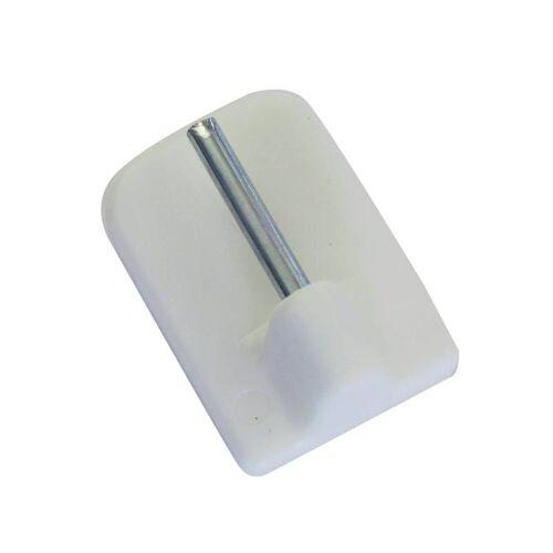 GARDINIA Gardinenstange »Klebehaken für Vitragestange Höhe 11 mm«,