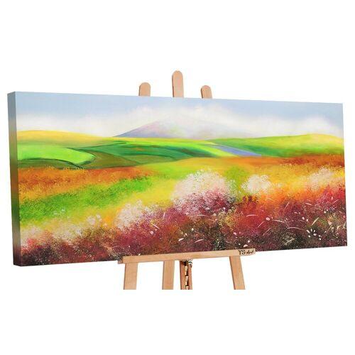 ART YS-Art Gemälde »Sonnental 012«