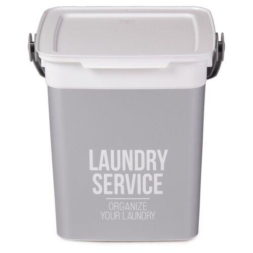 ONDIS24 Putzeimer »Putzeimer Smart 9L Eimer mit Deckel Wascheimer mit Griff leicht«, Service