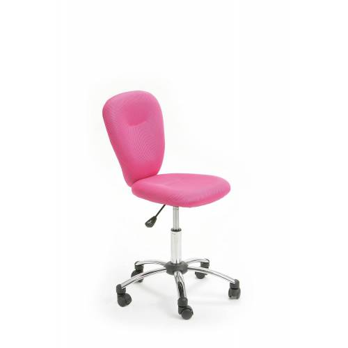 ebuy24 Gaming-Stuhl »Mals Bürostuhl Kinder Kinder, pink, chrom.«