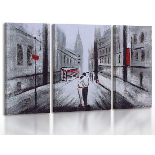 ART YS-Art Gemälde »Liebe 018«