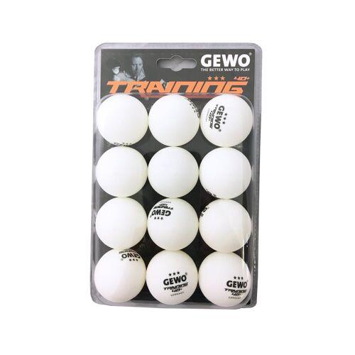 Gewo Tischtennisball, weiß