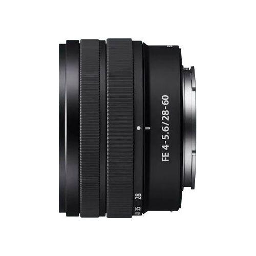 Sony »SEL 28–60mm FE4–5.6« Objektiv