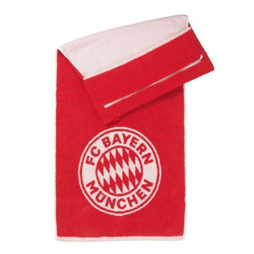 FC Bayern München Sporthandtuch, Multifunktions-Handtuch Towell 90x40 cm