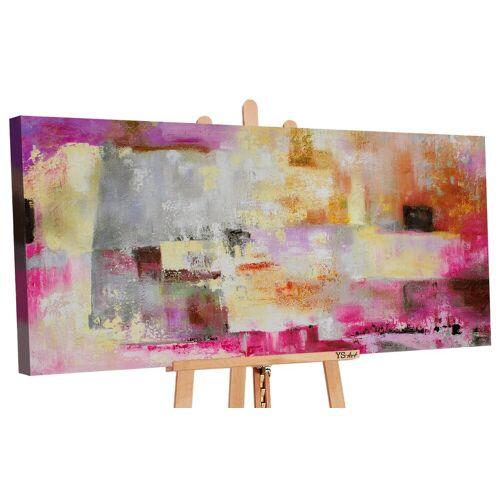 ART YS-Art Gemälde »Abstraktion II 151«