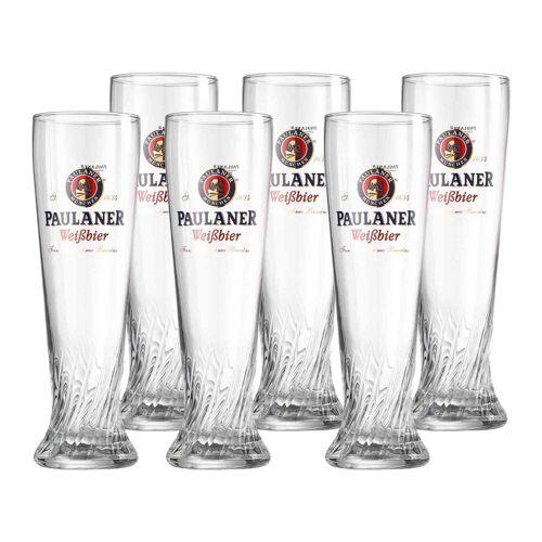 Ritzenhoff & Breker Bierglas »PAULANER Weißbierglas 0,5l 6er Set« (6-tlg)