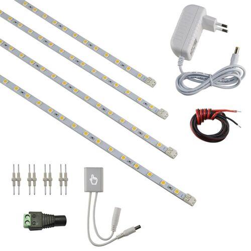 VBLED LED Lichtleiste »LED Lichtleisten 4er Standard ohne Profil«