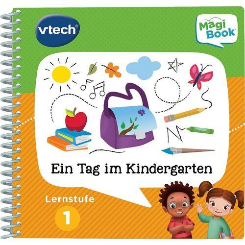 Vtech® Lernspielzeug »Lernstufe 1 - Ein Tag im Kindergarten«