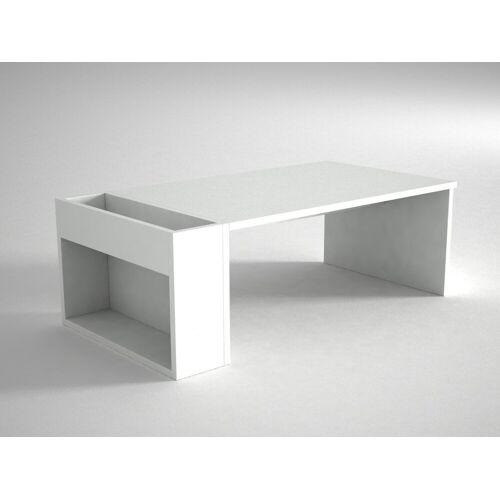 moebel17 Couchtisch »Couchtisch View Weiß«
