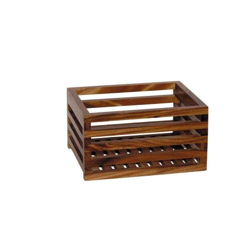 houseproud Aufbewahrungskorb »Timber Craft Badkorb«